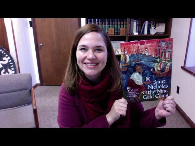 Pastor Lisa reads