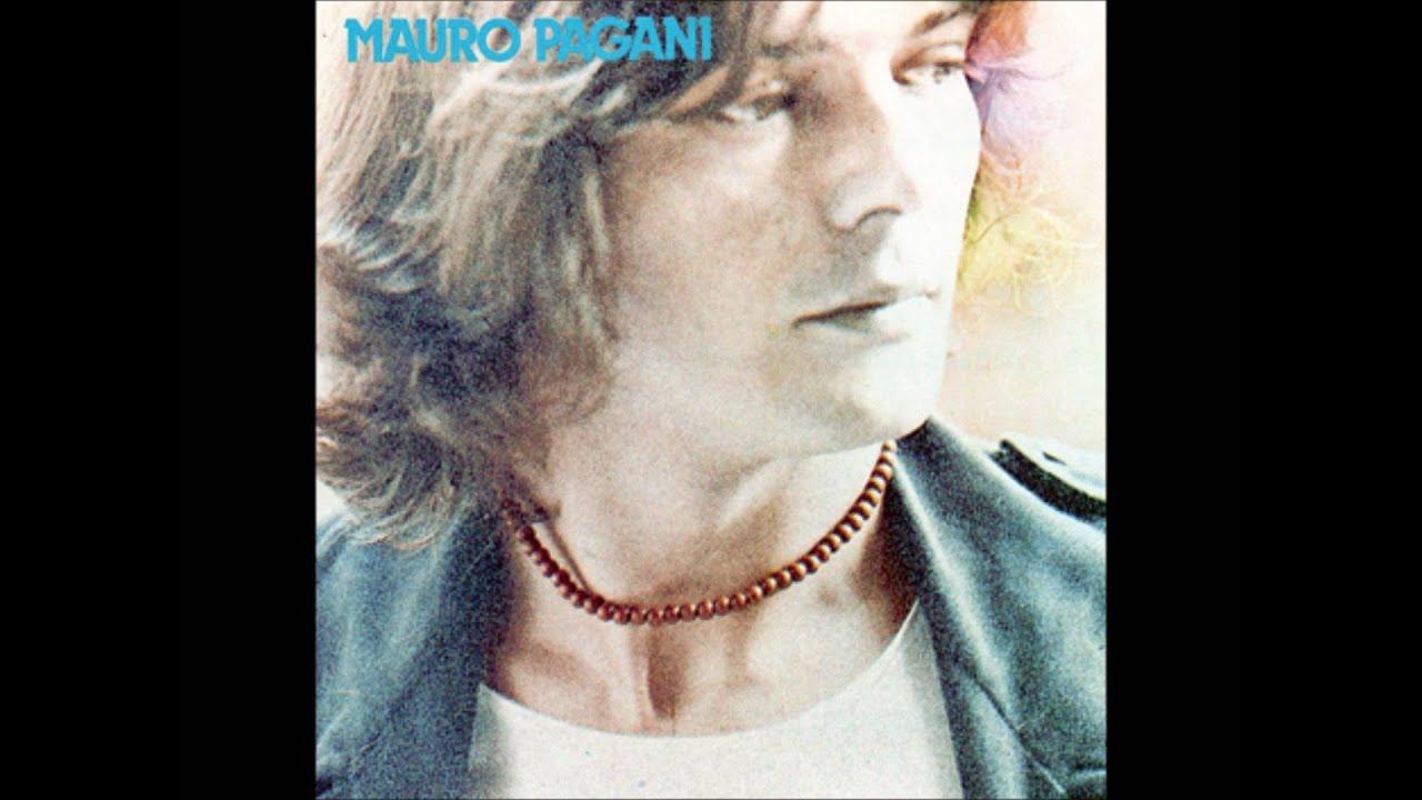 Mauro Pagani: European Rock Collection Part / Mauro Pagani(Full Album