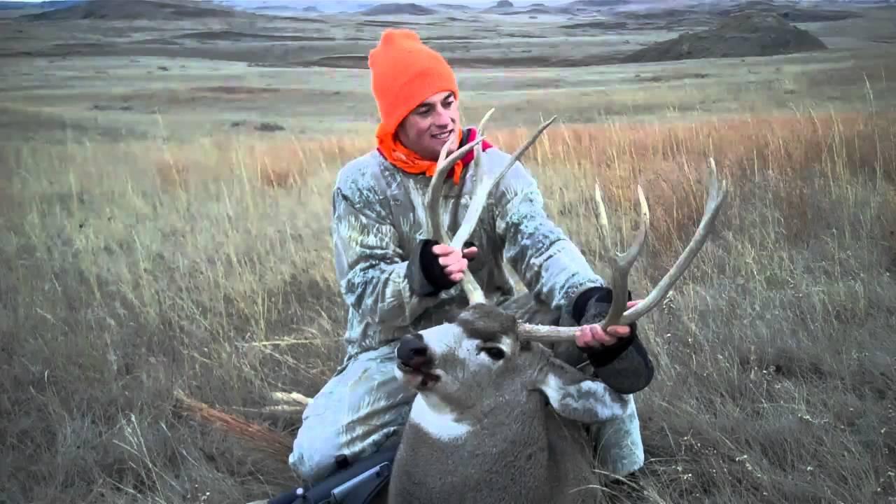 South dakota hunting com mule deer 2010 western sd youtube for South dakota fishing license
