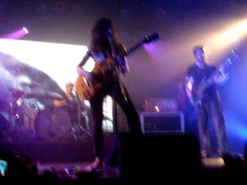 Connor Questa - Tantos Mares 18/08/13 Roxy Live