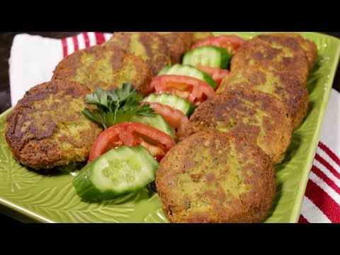 How to make Chickpea & Red Lentil Patties (Assyrian Food)