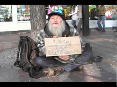 Homeless Life in Burlington