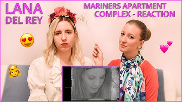 Lana Del Rey -  Mariners Apartment Complex REACTION | A Cup of Entertainment