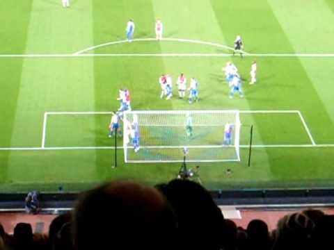 Senderos scores against Blackburn