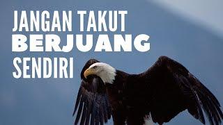 Jangan Pernah Takut Berjuang Sendiri !  Video Motivasi