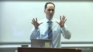 Joe Henderson: Dante's Cosmology - Torrey Honors Lecture