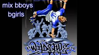 BREAK DANCE MUSIC 2013 For Bboys And Bgirls Mixtape