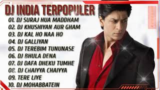 DJ INDIA TERPOPULER 2021❤️ AH MANTAP || DJ SURAJ HUA MADDHAM || KHUSHIYAN AUR GHAM
