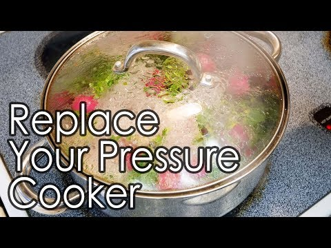 Thermal Cooking to Replace Your Digital Pressure Cooker