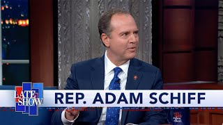 Rep. Adam Schiff: Evidence Of The President