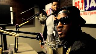 Young Jeezy Uncut [FULL] Interview with 957Jamz 10.20.15