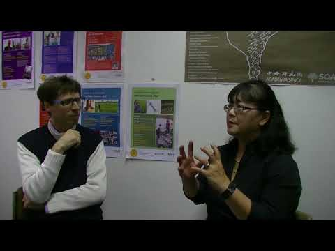 Dr Ming-Yeh Rawnsley Interview: Taiwanese Film | SOAS University of London