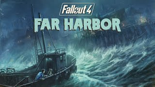 Fallout 4 - Far Harbor Official Trailer (PEGI)