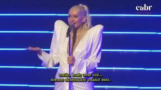 Christina Aguilera - Twice (The Liberation Tour ao vivo de Washington DC 30/09) - LEGENDADO Video