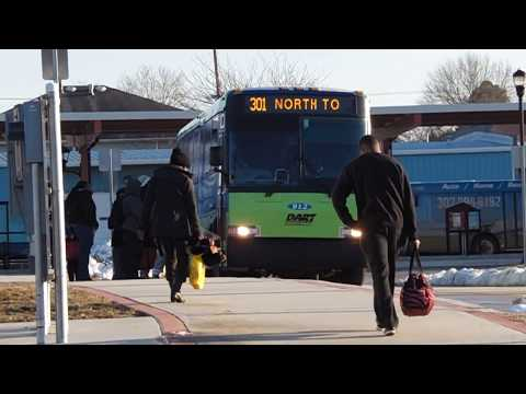 DART FIRST STATE DELAWARE BUS VIDEO COMPILATION