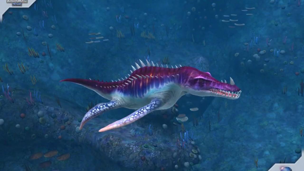 Liopleurodon Level 40 - YouTube  Liopleurodon Le...