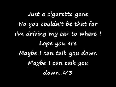 The Script - Talk You Down - With Lyrics