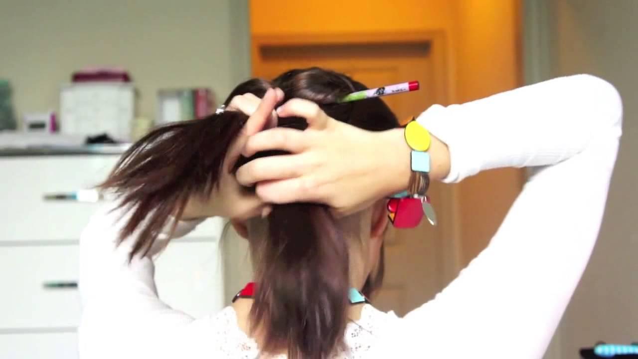 Como pôr uma máscara do cabelo com o pimentão