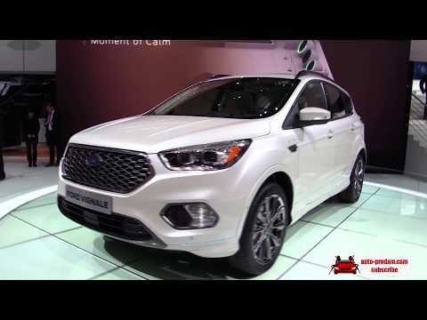 Ford Edge Vignale 2016, Ford Kuga S 2017, Ford Kuga Vignale Concept 2016, Ford S Max 2016