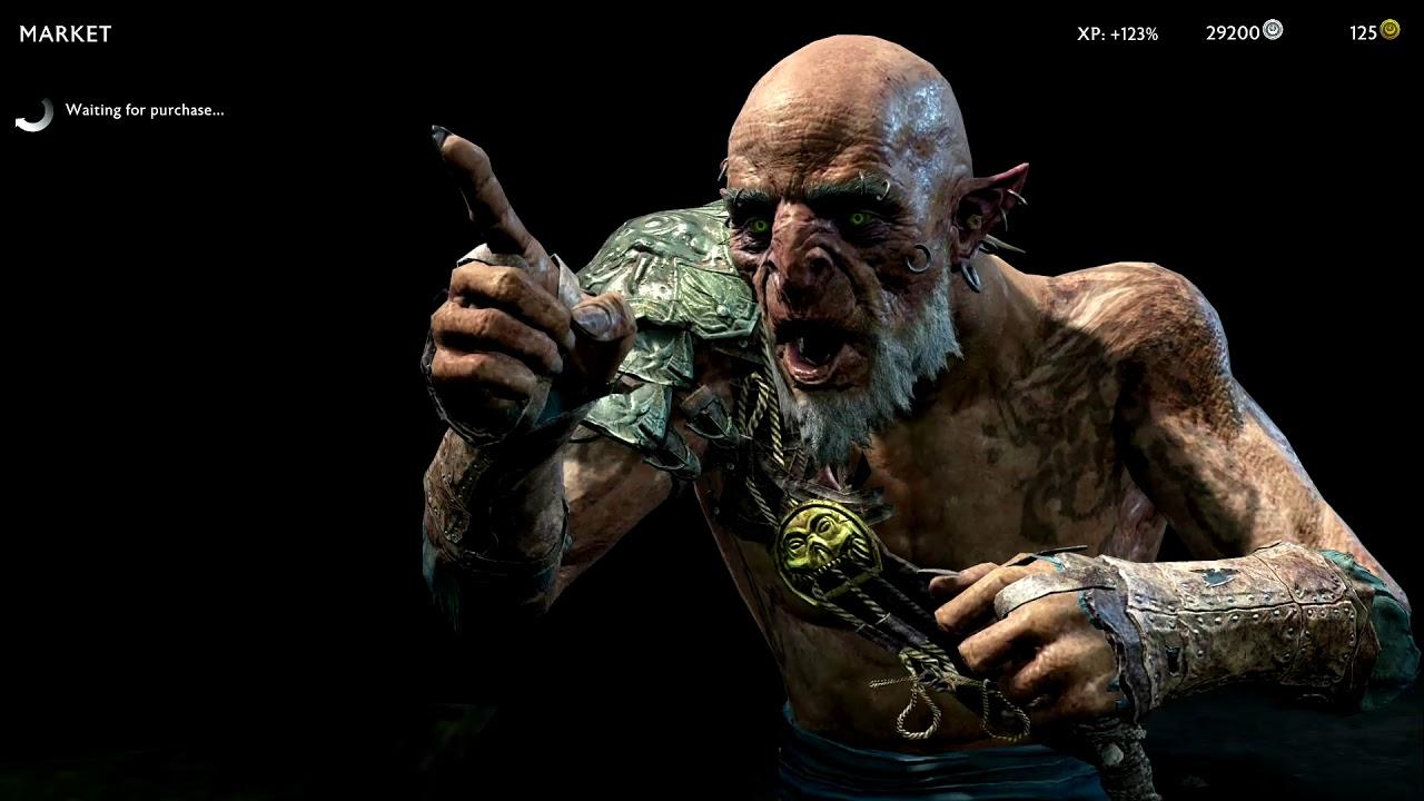 Resultado de imagen para Shadow of war loot boxes