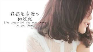 庄心妍Ada Zhuang-再遇不到你这样的人Lyrics(Pinyin)