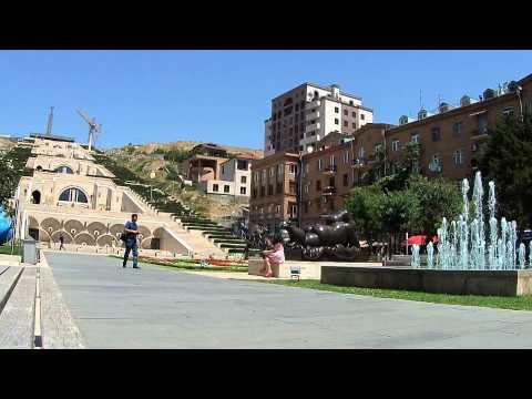 Jerevan │ Yerevan │ Ереван │ Երևան │ 2014 │ Time Lapse