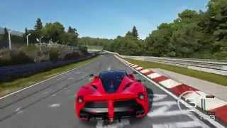 Forza Motorsport 5 Ferrari LaFerrari Nürburgring Gameplay HD 1080p