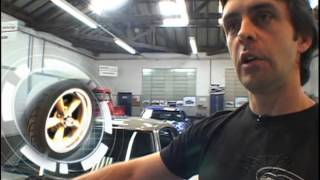 Batistinha apresenta Maverick V8 Eleonora e Maverick V8 Azul Bugatti