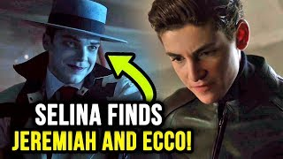 What Will Jeremiah DO With Selina?! - Gotham 5x04 Trailer