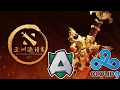 [LIVE] Navi Vs secret - DAC 2  - DOTA 2 LIVE
