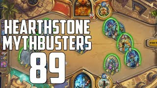 Hearthstone Mythbusters 89   Transforming Dead Minions