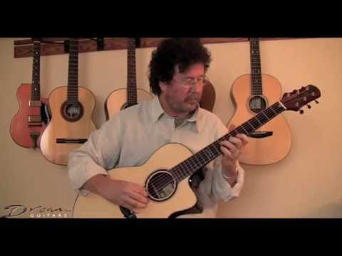 "Dream Guitars Performance - Al Petteway - ""Nightflight"""