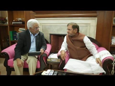 Sharad Yadav on the difference between Vajpayee's government and Modi's