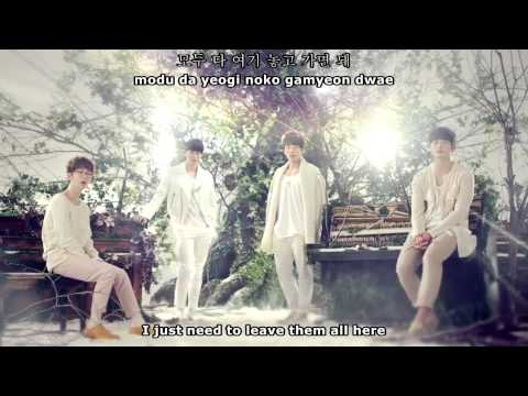 2AM - 어느 봄날(One Spring Day) (Vocal Ver. MV) [English Subs, Romanization & Hangul]