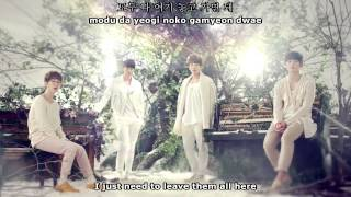 2AM - ?? ??(One Spring Day) (Vocal Ver. MV) [English Subs, Romanization & Hangul] MP3