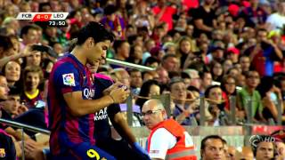 Suarez Ajax