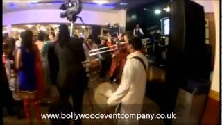 Asian Wedding Brass Band