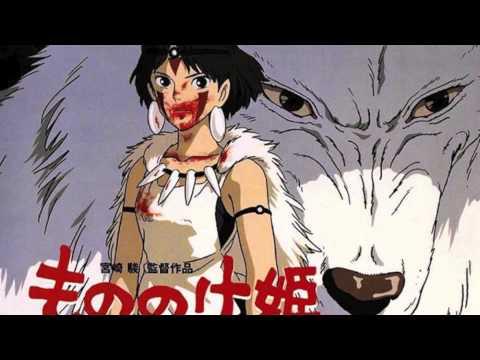 joe-hisaishi'-the-legend-of-ashitaka-(princess-mononoke)