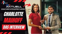 Charlotte Maihoff (Nachrichtensprecherin bei RTL Aktuell) im Interview bei MEIN VORBILD - Folge 25