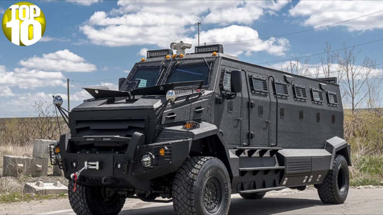 top ten most expensive armored vehicles in the world 2016