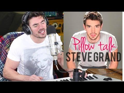 """""""PillowTalk"""" Cover - Steve Grand"""