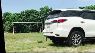 Car for rent New Fortuner 2017 contract for rent @line: pimon1985