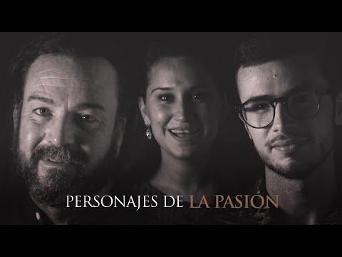 ver video: Personajes de La Pasión de Adeje. Semana Santa.
