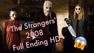 The Strangers   2008   Full Ending
