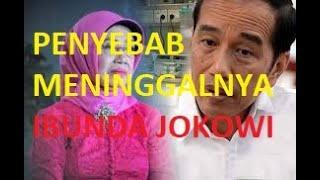 Ganjar Melayat Ibunda Jokowi di Rumah Duka.