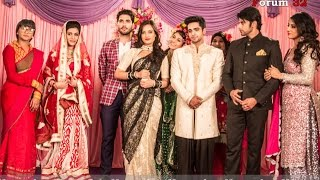 Qubool Hai | BTS | Wedding Photos Scene