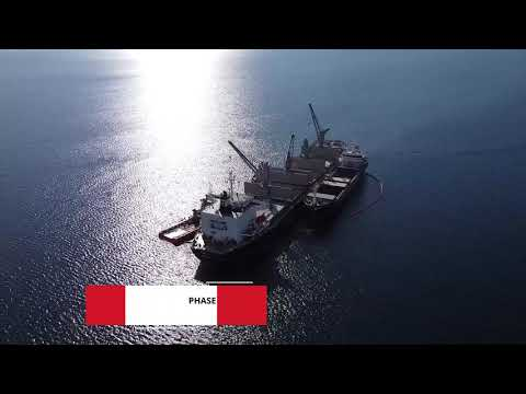 "Megatugs - Salvage of the bulk carrier ""IRMA S"""
