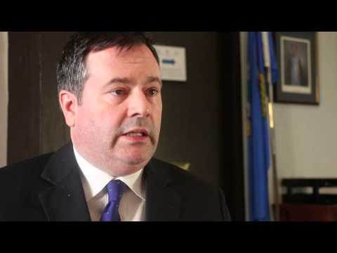 Interview avec Jason Kenney