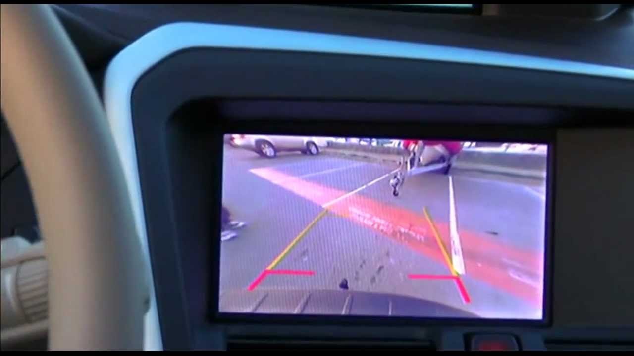 XC60 Volvo Park Assist Camera | Back Up Camera | XC60 - YouTube