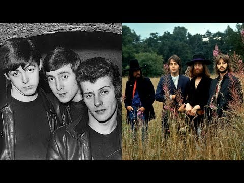 The Beatles  From 1960 to 1970